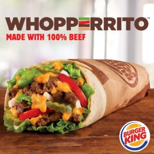 Behold, The Whopperito
