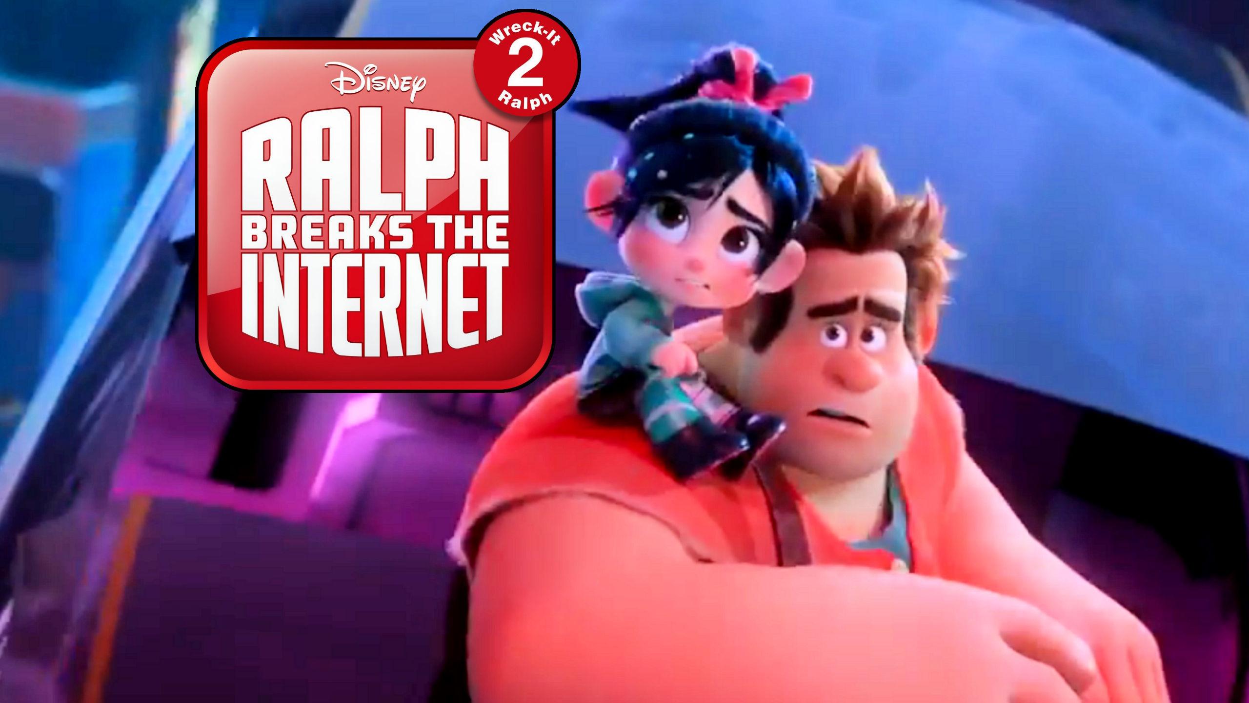 Wreck-It Ralph 2 Final Trailer Analysis – GenXGrownUp Wreck It Ralph Trailer