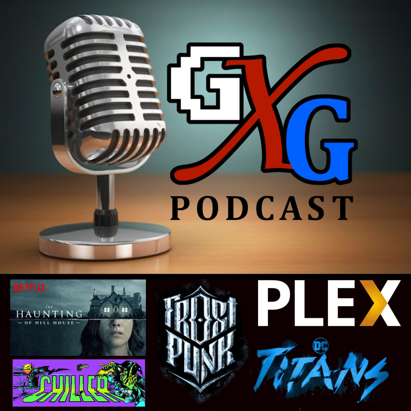 The Haunting of Hill House, Plex Live TV, & Frostpunk – GenXGrownUp